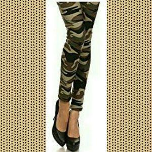 Pants - *NEW 🔥Camo Leggings
